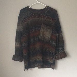 Gently used Roots sweater